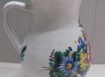 Porcelain jug